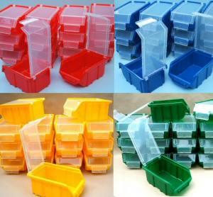bauen handwerker aufbewahrungsbox plastikbox sortieren. Black Bedroom Furniture Sets. Home Design Ideas