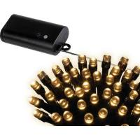LED Batterie Lichterkette 240 wa...