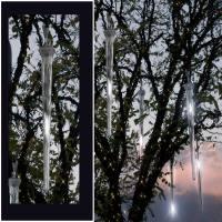 Weihnachtsbeleuchtung Eiszapfen Lauflicht.Led Lichterketten Weihnachtsbeleuchtung Dekoration Lichtberatung
